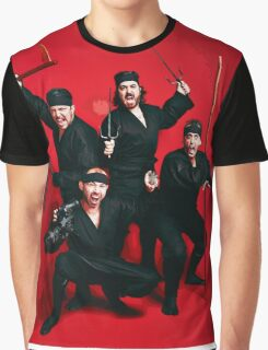 Ninjas Graphic T-Shirt