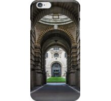 County Hall iPhone Case/Skin