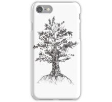 Tree sketch  iPhone Case/Skin