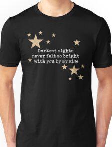 Turning Dark To Light... Unisex T-Shirt