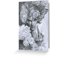 Bad bad fairy lady Greeting Card