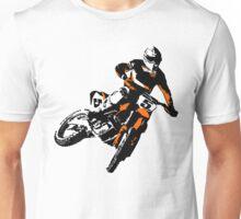 Moto Cross Racing Unisex T-Shirt