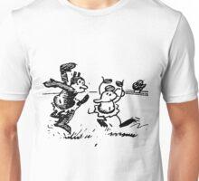 Herriman in Dance Unisex T-Shirt
