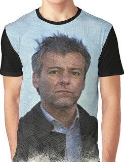 Greg Lestrade Graphic T-Shirt