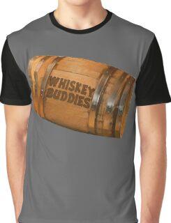 Whiskey Buddies Graphic T-Shirt