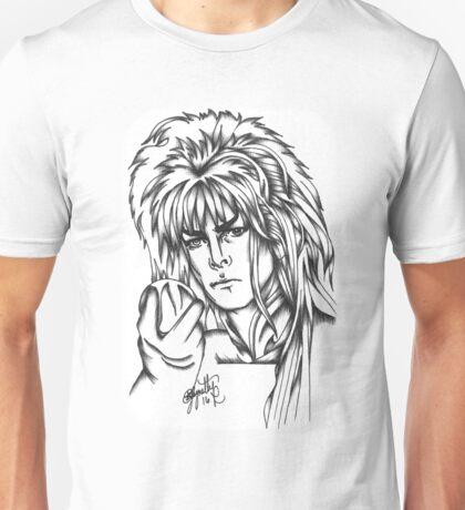 Jareth Unisex T-Shirt