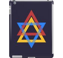 Triangle Illusions iPad Case/Skin
