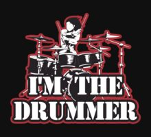 I'm the Drummer by Tr0y