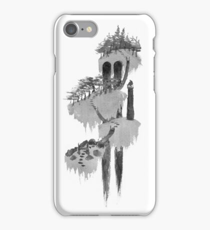 The Path Leads On iPhone Case/Skin