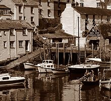 Timeless Polperro, Timeless Cornwall by rodsfotos