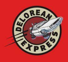 DeLorean Express One Piece - Short Sleeve