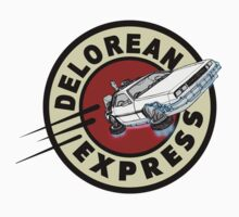 DeLorean Express One Piece - Short Sleeve