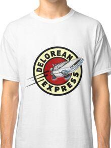 DeLorean Express Classic T-Shirt