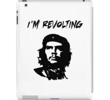 Che Guevara I'm Revolting iPad Case/Skin