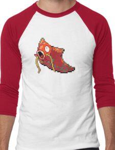 Magipod Men's Baseball ¾ T-Shirt