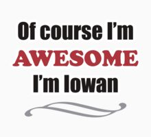 Iowa Is Awesome Kids Clothes
