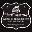 Jack Burton Trucking by whatdavedoes