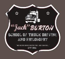 Jack Burton Trucking Kids Clothes