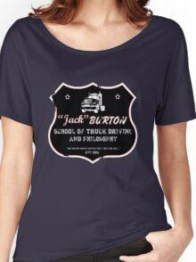 Jack Burton Trucking Women's Relaxed Fit T-Shirt
