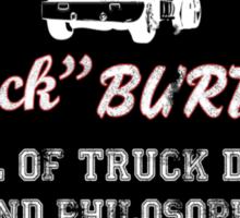Jack Burton Trucking Sticker