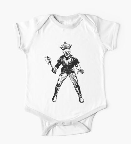 Soul Society Soldier Kids Clothes