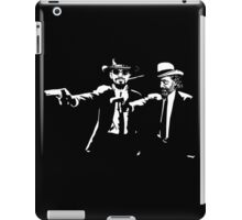 Django Fiction iPad Case/Skin