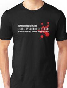 SIRIUS CYBERNETICS CORPORATION Unisex T-Shirt