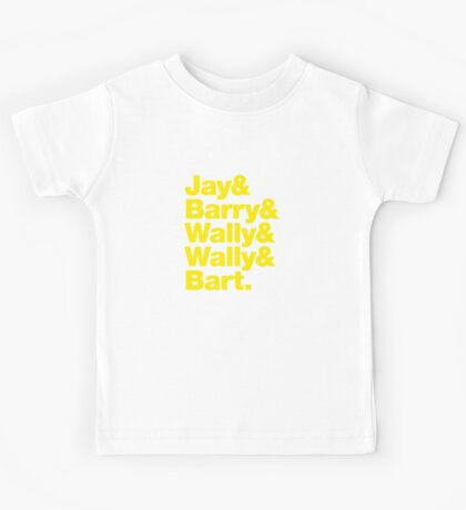 Flash Family 2016 Kids Clothes