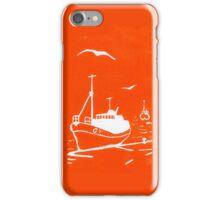 Comrades in Orange iPhone Case/Skin