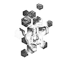 Sherlock - I made me Photographic Print