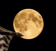 Vulcan Moon Sticker