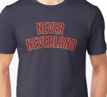 Never Neverland Lost Boys x Cleveland, Cavs Unisex T-Shirt