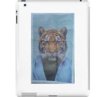 Tiger Sensei iPad Case/Skin