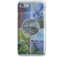 Spiritual Elements Picture iPhone Case/Skin