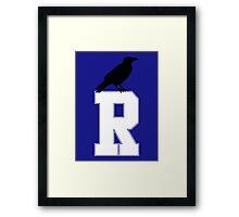 Tree Hill Ravens Framed Print