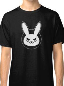 Determined White Rabbit Classic T-Shirt