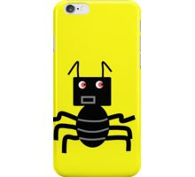Someone Call The Exterminator! iPhone Case/Skin