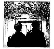 Sherlock - Baskerville Photographic Print