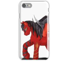 Illusion the shifter iPhone Case/Skin