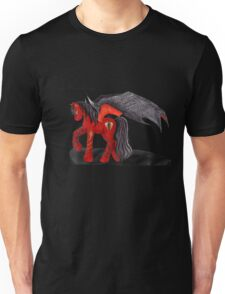 Illusion the shifter Unisex T-Shirt