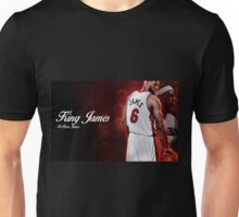 King James - Miami Heat Unisex T-Shirt