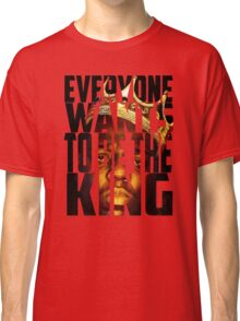 Biggie King (Transparent) - Luke Cage Classic T-Shirt