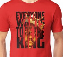 Biggie King (Transparent) - Luke Cage Unisex T-Shirt