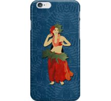 Polynesian Dance iPhone Case/Skin