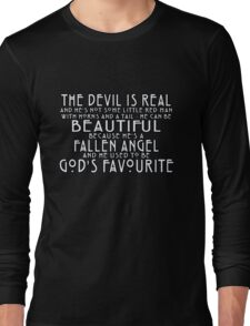 God's Favourite Long Sleeve T-Shirt