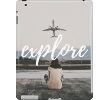 Explore Image iPad Case/Skin