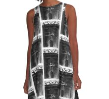 Sherlock - 221b A-Line Dress