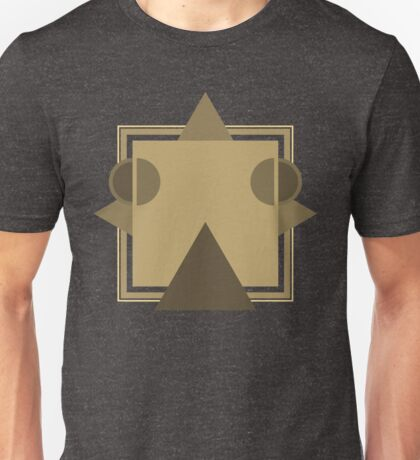 Caravan Palace - Robot Face / <|°_°|> - Album Art Re-Imagined Unisex T-Shirt
