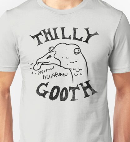 Thilly Gooth Unisex T-Shirt