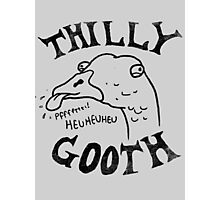 Thilly Gooth Photographic Print